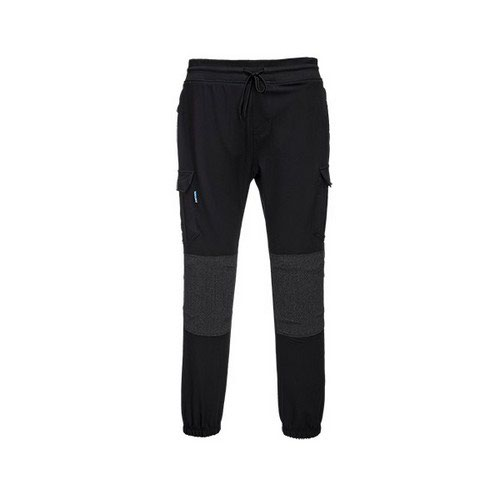 KX3 Flexi Trousers Black LR