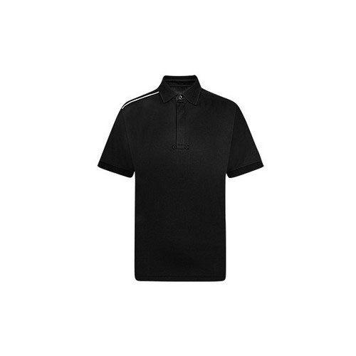 KX3 Polo Shirt Black LR