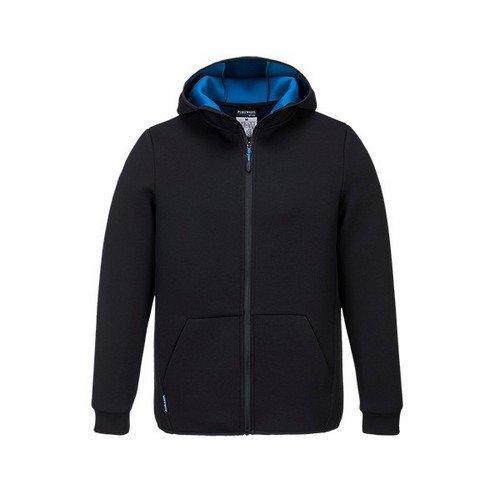 KX3 Technical Fleece Black LR