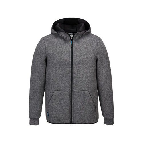 KX3 Technical Fleece Grey LR