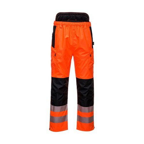 PW3 Hi-Vis Extreme Trousers Orange/Black LR