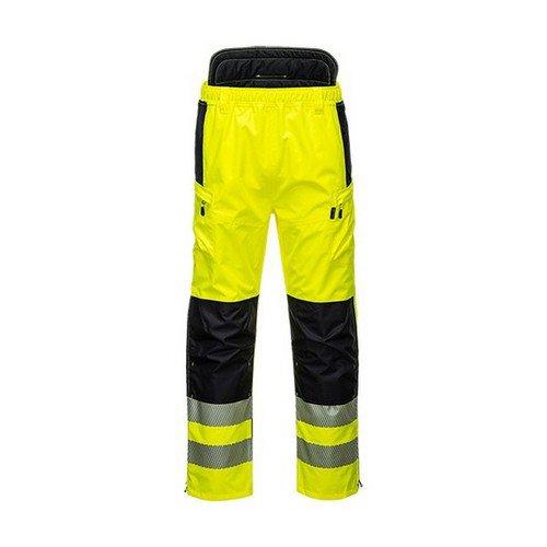 PW3 Hi-Vis Extreme Trousers Yellow/Black LR