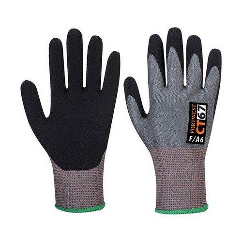 AHR Nitrile Foam Grey/Black LR
