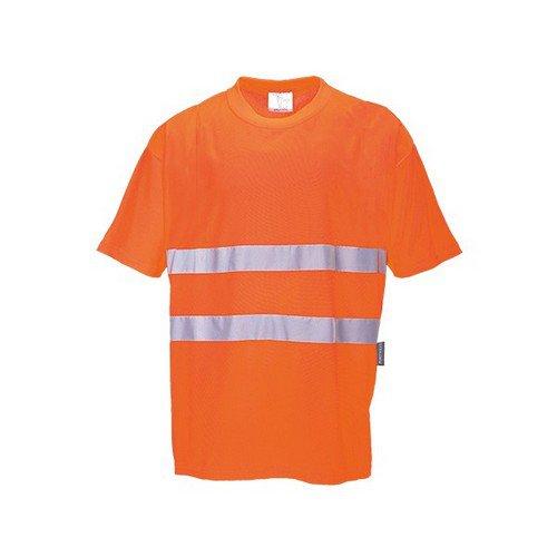 Cotton Comfort T-Shirt Orange LR
