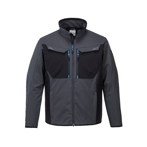 WX3 Softshell Jacket Grey LR