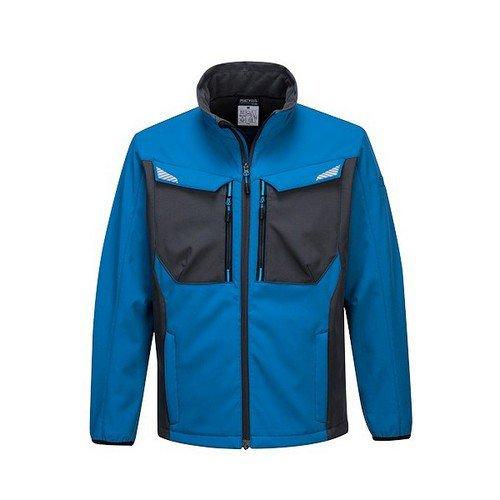 WX3 Softshell Jacket Persian Blue LR