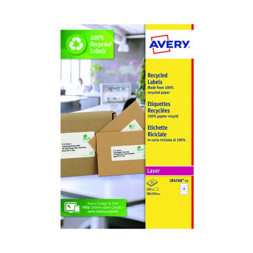 Avery QR Code Labels Square