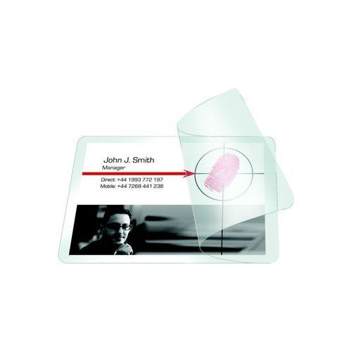 Image for Pelltech Self Laminating Card 54x86mm Pack 100