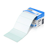 Initiative Self Adhesive Labels 89x36mm White Pack 250
