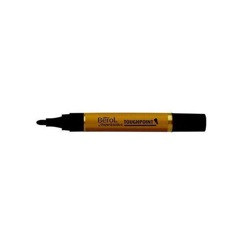 Berol Toughpoint Marker Bullet Pk12Black