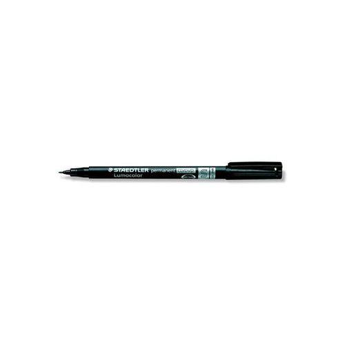 Staedtler Lumocolor CD/DVD Marker Pens Line 0.4mm Black