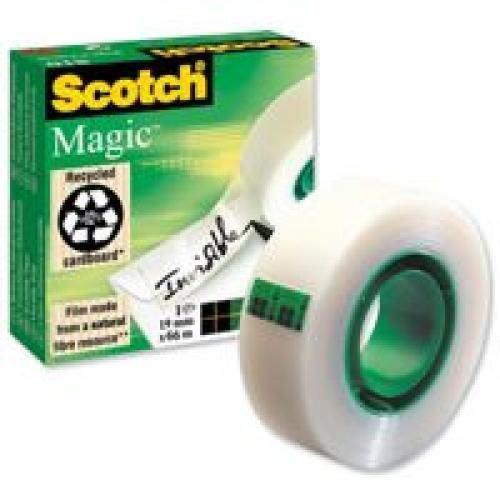 3M Scotch Magic Tape 810 19mmx66m