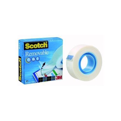 3M Scotch Removable Magic Tape 19mmx33m