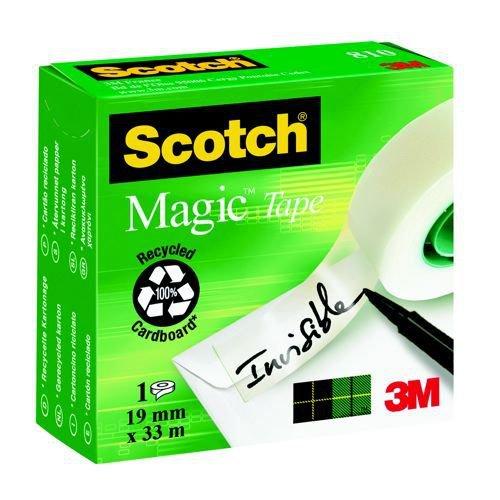 3M Scotch Magic Tape 12mmx66m Matt