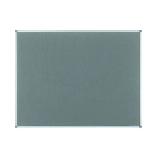 Nobo Grey Felt Classic 1200x900mm Noticeboard 1900912