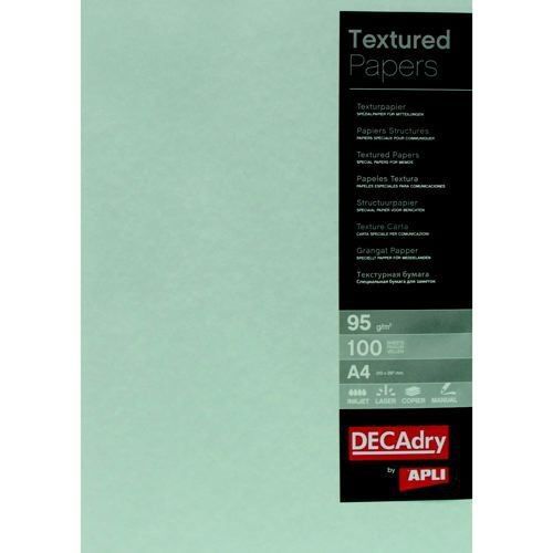 Decadry Letterhead and Presentation Warm Grey Paper 95gsm 100 Sheets