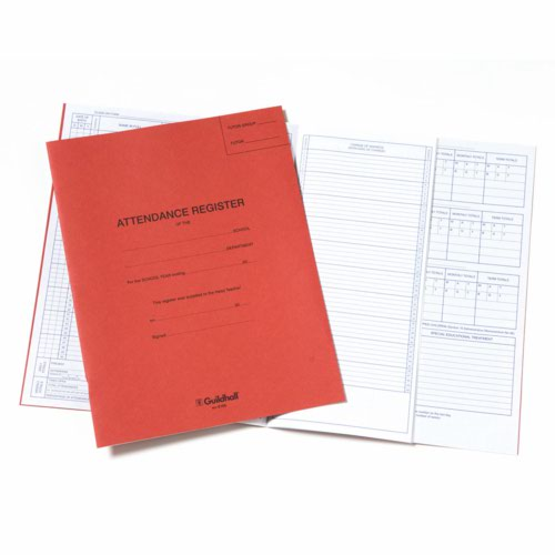 Image for Guildhall Attendance Register E100Z