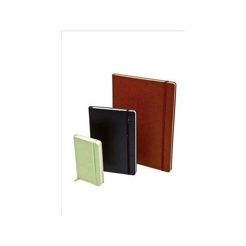Silvine Executive Soft Feel Notebook Tan A4 Premium Ivory Paper Feint Ruled