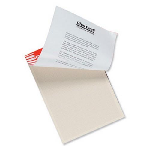 Silvine A3 Layout Pad Acid free 50gsm 50 Sheets
