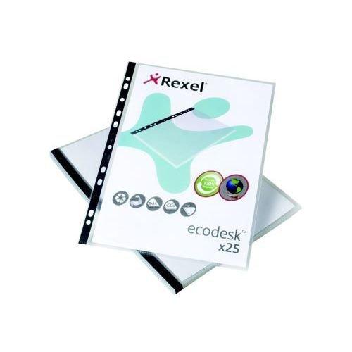 Rexel Ecodesk Pockets Pack 25