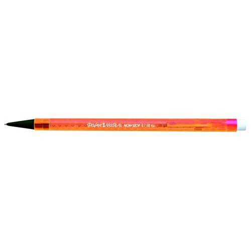 Papermate Pencil Non-Stop Yellow