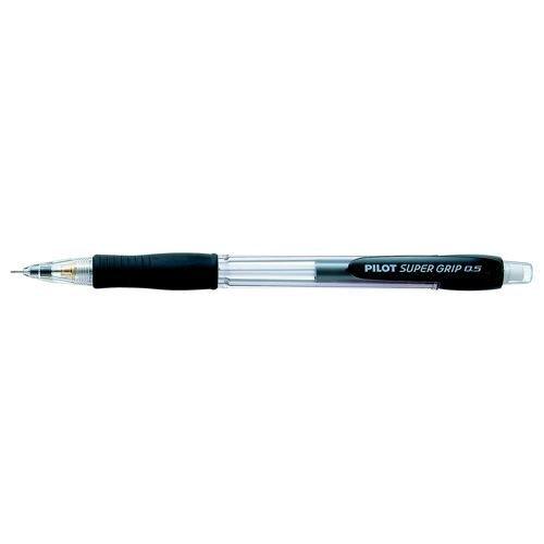 Pilot Super Grip Mechanical Pencil Black