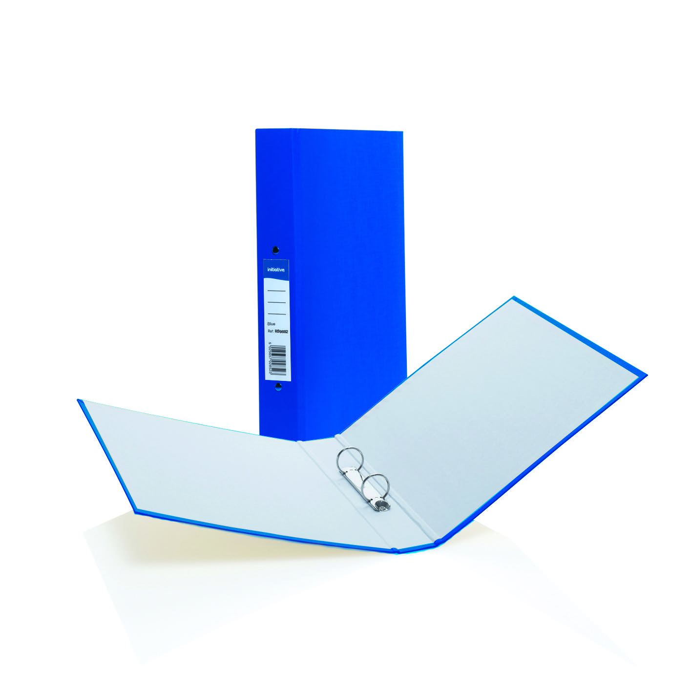 Initiative Pob Ring Binder A4 Blue