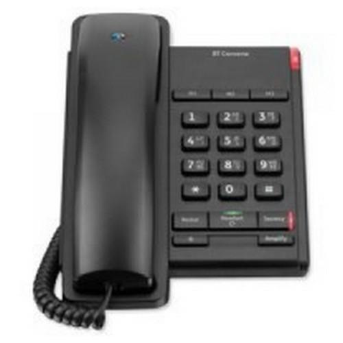 BT Converse 2100 Corded Phone Black 040206