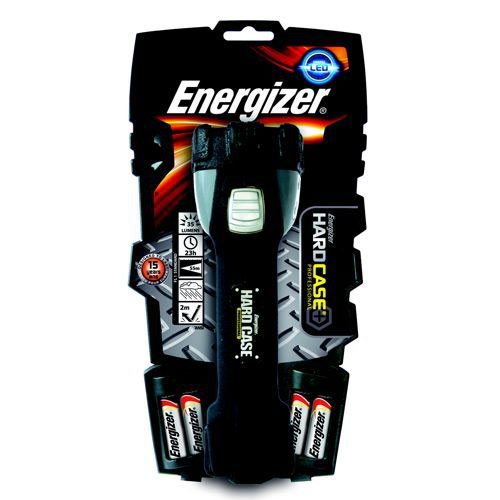 Energizer Hardcase Pro 4AA Weatherproof Torch