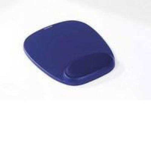 Kensington Blue Foam Mousepad With Wrist Rest 64271