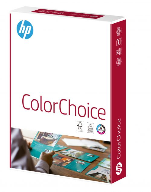 HP FSC Color Choice A4 120gsm Ream 500