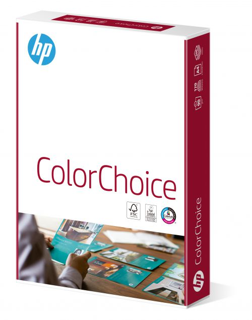 HP Color Choice FSC Paper A4 90gsm White (Ream 500)