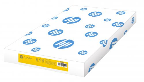 Hewlett Packard HP Everyday Paper FSC Colorlok 5x Ream-wrapped Pk 75gsm A3 White Ref 56150 [2500 sheets]