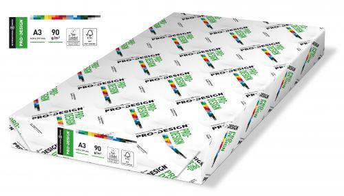 Pro Design FSC A3 90gsm (Box 2000) Code