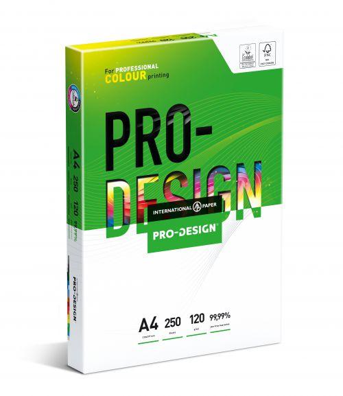 Pro Design FSC A4 120gsm (Box 2000) Code