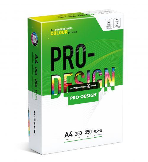 Pro Design FSC A4 250gsm (Box 1000) Code