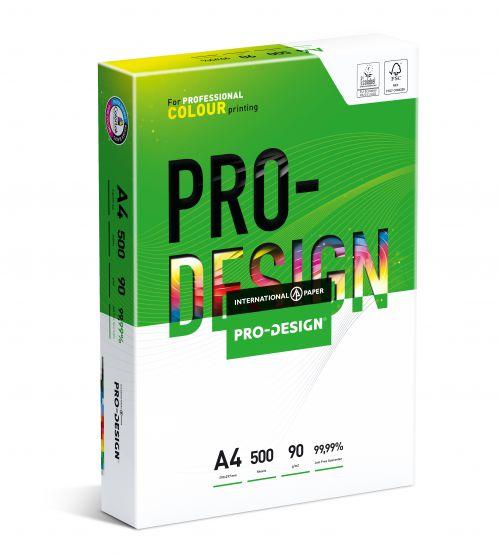 Pro Design FSC A4 90gsm (Box 2500) Code