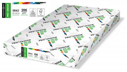 Pro Design FSC SRA3 200gsm (Box 750) Code
