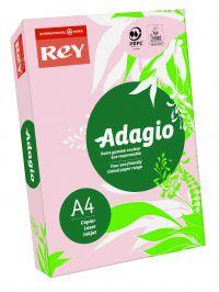 ADAGIO PASTEL PINK COLOURED CARD PK250