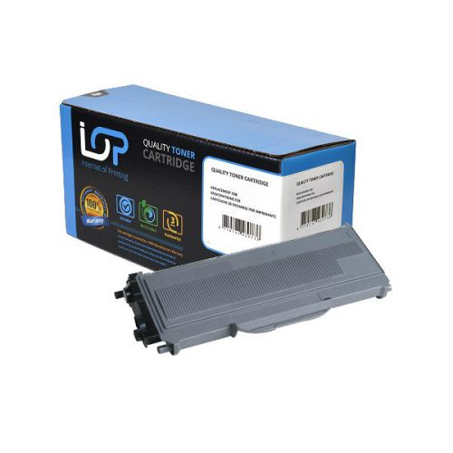 IOP Remanufactured Toner Cartridge for use in Brother HL 2140 / TN2120 Mono 6600 pages