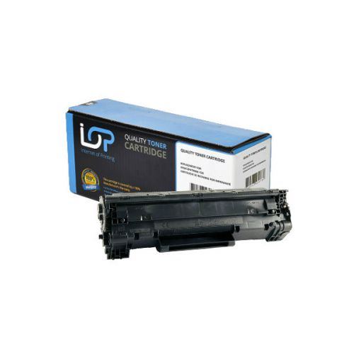 IOP Remanufactured Toner Cartridge for use in Canon I-Sensys MF 4410/-4430 /-4450/-4550/-4570/-4580 CRG728 / 3500B002 Mono 2100 pages