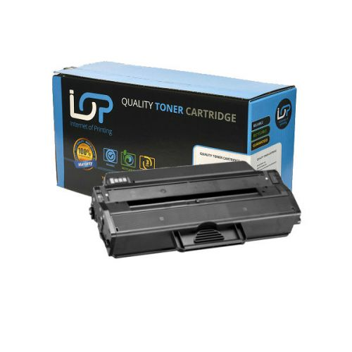 IOP Remanufactured Toner Cartridge for use in Dell B1260 / 593-11109 Mono 2500 pages