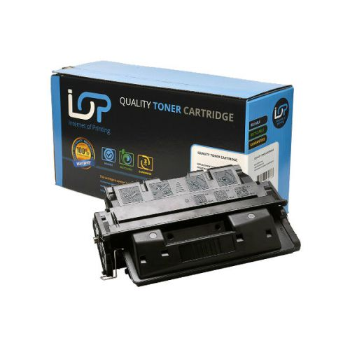 IOP Remanufactured Toner Cartridge for use in HP Laserjet 4100 61X / C8061X Mono 10000 pages