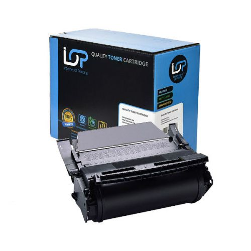 IOP Remanufactured Toner Cartridge for use in Lexmark Optra T 620 / 12A6865 Mono 30000 pages