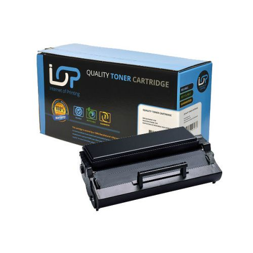 IOP Remanufactured Toner Cartridge for use in Lexmark E 321/323 / 12A7305 Mono 6000 pages