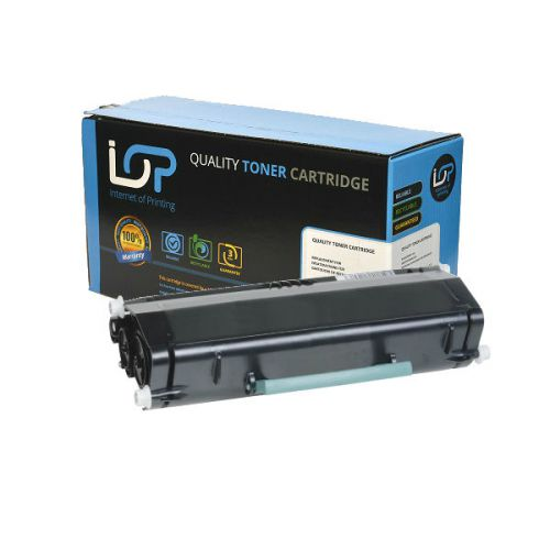 IOP Remanufactured Toner Cartridge for use in Lexmark Optra E 330 / E 332 / 12A8305 / 12A8405 Mono 6000 pages