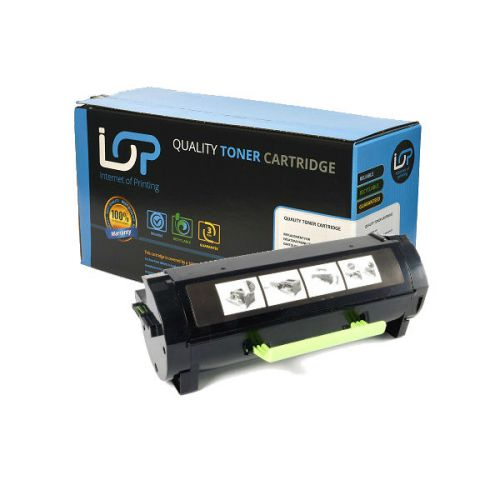 IOP Remanufactured Toner Cartridge for use in Lexmark M 1145 / XM 1145 / 24B6035 Mono 16000 pages