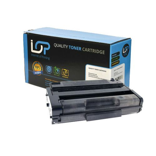 IOP Remanufactured Toner Cartridge for use in Ricoh Aficio SP 3500/3510 Serie / 406990 Mono 6400 pages