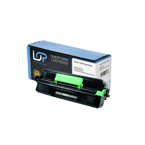 IOP Remanufactured Toner Cartridge for use in Ricoh Aficio SP 4510 High Capacity / 407318 Mono 12000 pages