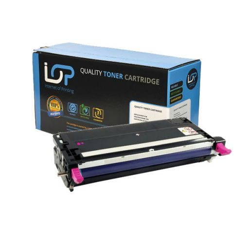 IOP Remanufactured Toner Cartridge for use in Dell 3110CN/3115CN / 593-10167 Magenta 4000 pages